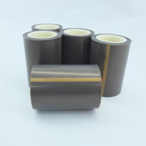 Electrical Insulating Teflon PTFE Skived Film tape for Surface Anti-sticking Treatment