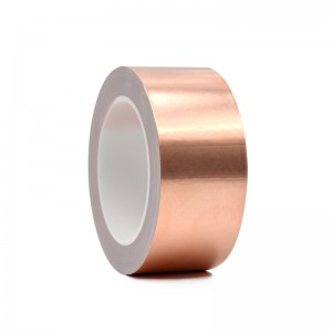 Conductive Copper Foil Tape with Conductive Adhesive for EMI Shielding