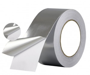 EMI遮蔽するための非導電性接着剤と耐熱アルミ箔テープ
