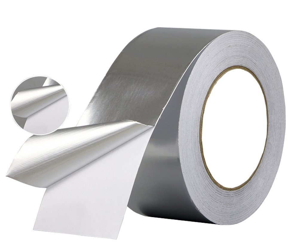 Heat Resistant Aluminum Foil Tape with Nonconductive Adhesive for EMI Shielding Featured Image