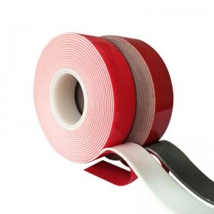 Acrylic foam tape 3M VHB tape for curtain wall