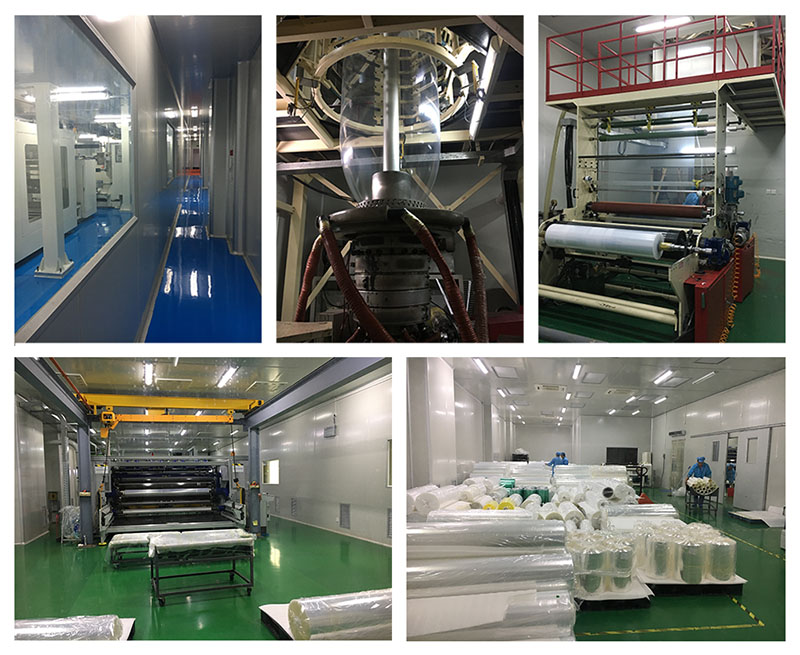 Aerchs Protective Film New Factory in Dongguan Put into use