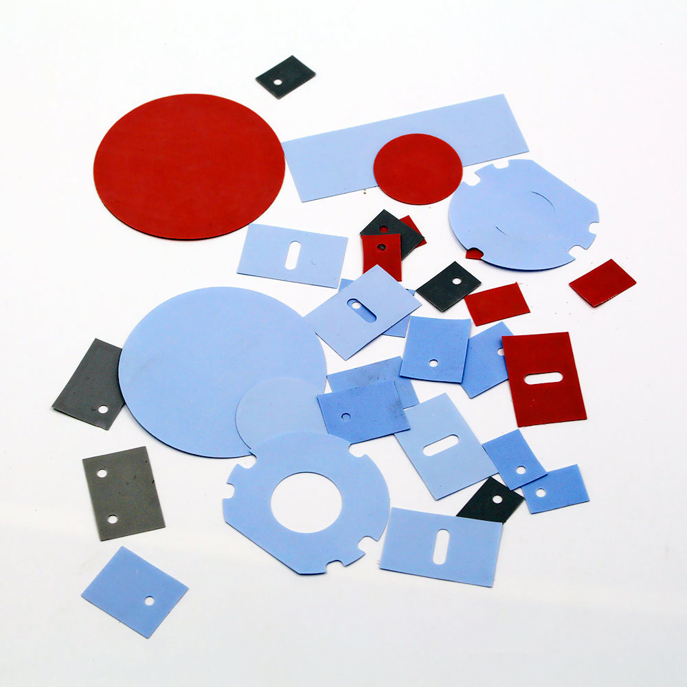 Die Cutting High Temperature Solid Silicone Sheet for Heat Shielding and Cushioning Featured Image