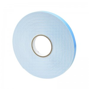 Double sided PE Foam Tape with Acrylic Adhesive