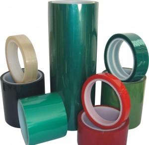 3M 851 Circuit Plating Tape PET Green Tape for Circuit Printing Board