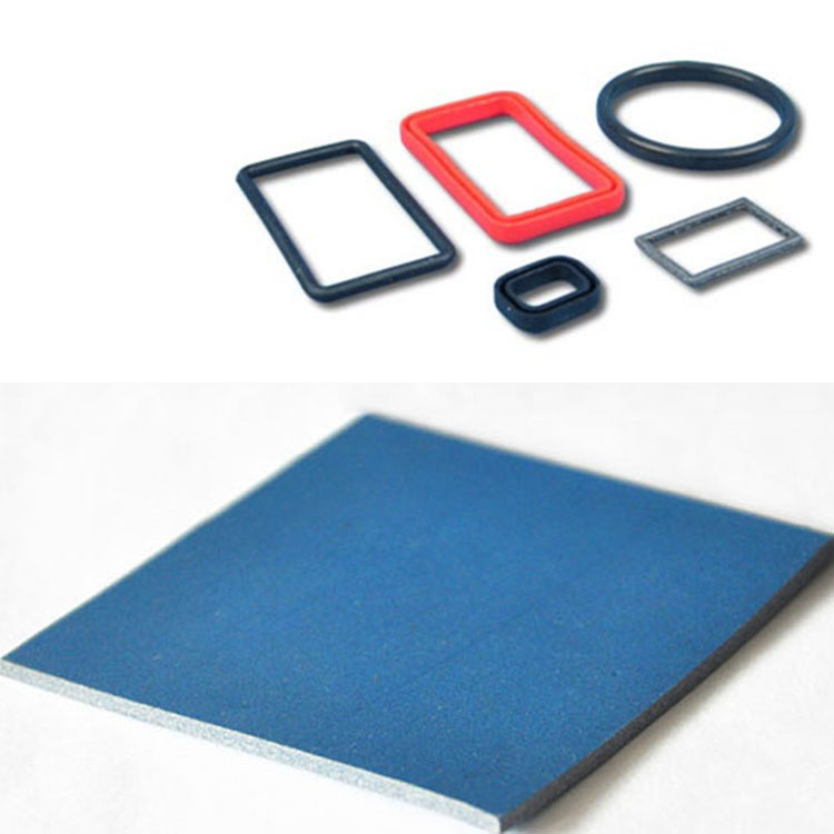 Die Cutting Thermally Conductive Silicone Sponge Sheet with UL Recognition Featured Image