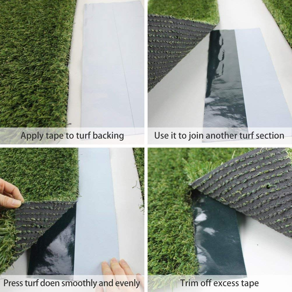 Grass seaming tape Application
