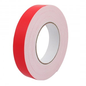 Automotive Pe Foam Tape With excellent sealing and flame retardant