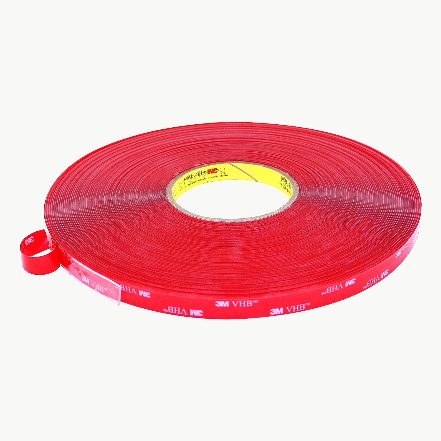 Clear 3m 4910 VHB  Double sided  Acrylic Foam Tape for Metal, Glass and Plastics Bonding Featured Image
