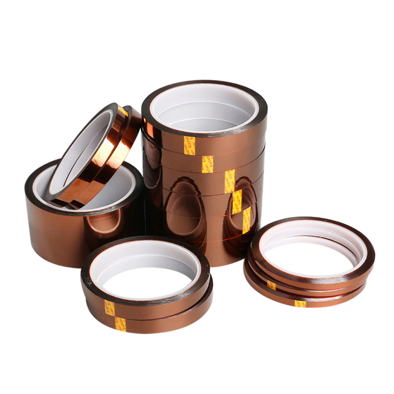 Heat Resistant Kapton Polyimide Tape Used for High Temperature Application Featured Image