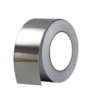 Heat Resistant Aluminum Foil Tape with Nonconductive Adhesive for EMI Shielding