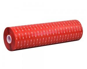 Klar 3m 4910 VHB Doppelseitiges Acrylschaumband für Metall, Glas und Kunststoffe Bonding