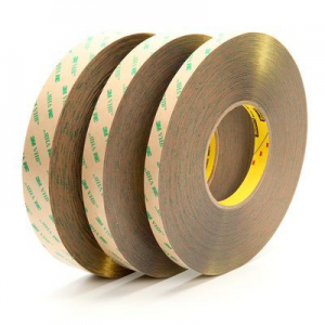 3M F9460PC VHB Adhesive Transfer Tape Bonding flexible printed circuits (FPC) to aluminum stiffener or heat sinks.