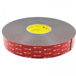 3M 5952 VHB Acrylic Foam Heavy Duty Tape For Car Camcorder DVR Holder