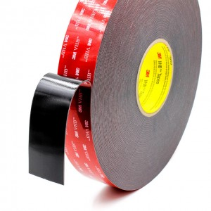3M 5925 VHB Foam Tape met High viscidity Vir naamplate en Logos