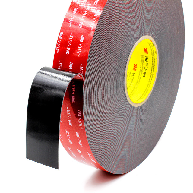 3M 5925 VHB Foam Tape with High Viscidity For Nameplates and Logos Featured Image