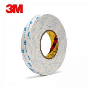 3M 1600t double coated PE foam tape Die Cutting