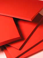 Die Cutting High Temperature Solid Silicone Sheet for Heat Shielding and Cushioning