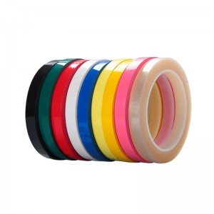 Clear Mylar insulation Tape Widely Used in Transformers, Motors, Battery Bandage