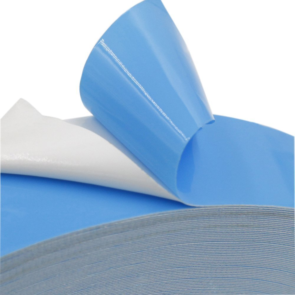 Fiberglass Thermal Conductive Tape For Heat Sink Pad Of