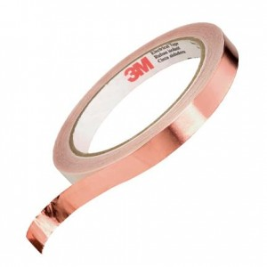 3M1181 Copper Foil Tape with Conductive Adhesives for EMI Shielding