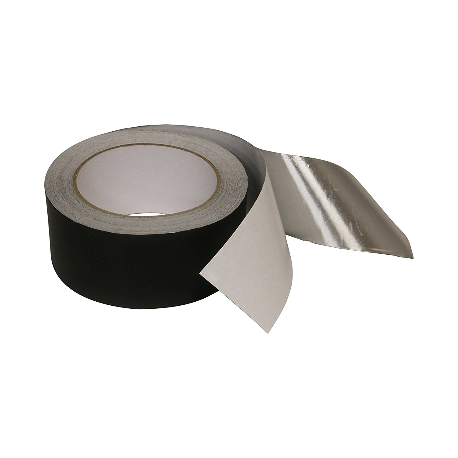 Matte Black Aluminum Foil Tape with Acrylic adhesive for Heat and Light Absorption Featured Image