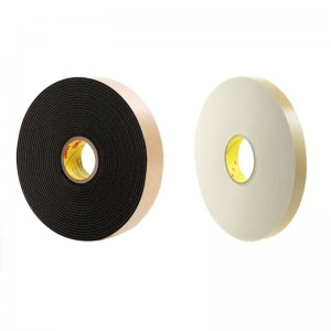 Double Coated Polyethyleen 3M 4496 PE Foam Tape Die sny