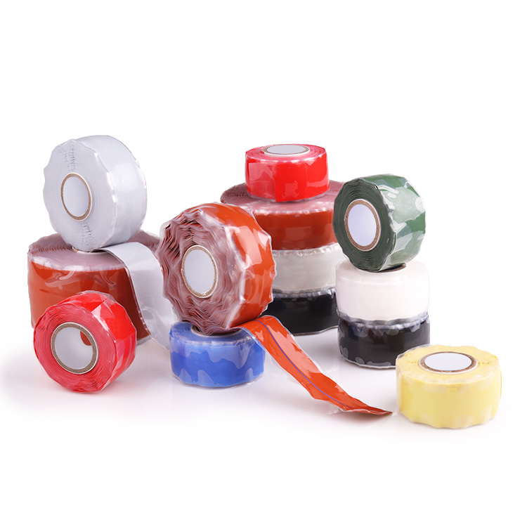Miracle Wrap Self Fusing Silicone Rubber Electrical Tape for